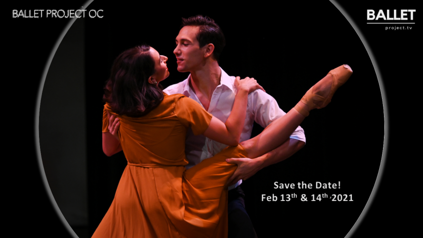 """Encore Performance of Ballet Project OC – Movie """"Save the Date!"""""""