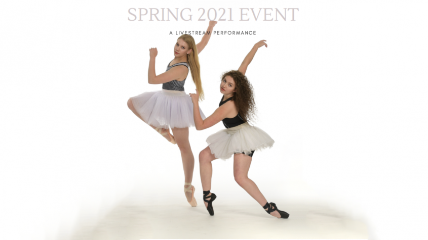 Ballet Project OC – Spring Event – Saturday May 22nd – 3pm PDT and 7pm PDT