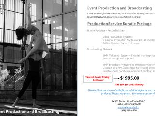 BPTV Production Flyer - 3-19-2021 - single page